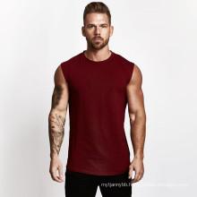 Men Muscle Shirt Gym Training