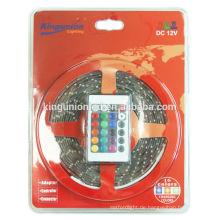 Epistar Chip RGB LED Streifen Kit.