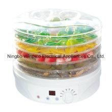 Elektrische Digital 12 Qt-Lebensmittel-Dörrgerät-Lebensmittel-trocknende Maschine