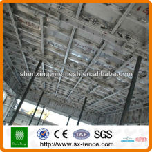 Easy and quick installed aluminium formwork systems