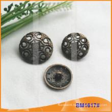 Zinc Alloy Button&Metal Button&Metal Sewing Button BM1617