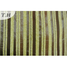 2016 Vertical Stripes Jacquard Sofa and Chair Fabric (FTH31798)