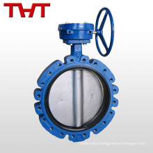Ductile iron lug type butterfly valve