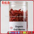De Buena Calidad Nueva fruta seca Ningxia secos Goji Berry 280 granos