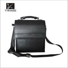 Bolso masculino, bolso de encargo del hombre del OEM, bolso azul y negro
