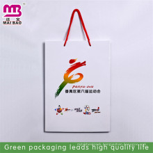 creativity product packaging maize meal in a paper bag