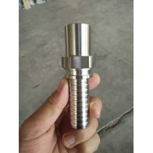 CNC Machining Hardware Union Fitting Codo Nipple