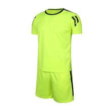 plaine nouveau design maillot de football hommes formation football uniforme kit