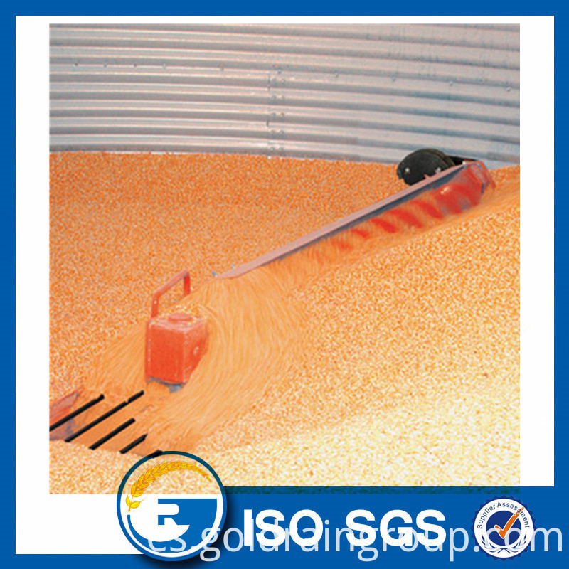 Silo Sweep-Auger