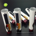 En aluminium & chaussure de Tubes en plastique emballage cosmétique polonais Tubes Abl Tubes Pbl baignoires