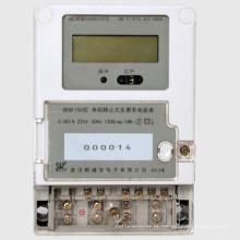 Medidor de poder esperto da G / M da Multi-Taxa do tipo eletrônico de fase monofásica
