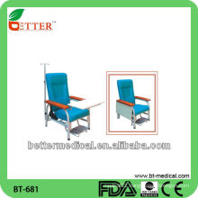 Steel medical chair/medical infusion chair