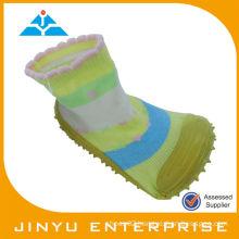 Lovely Soft Sole Baby Sock Shoe