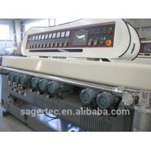 Approvisionnement en fabricant chanfreineuse-déligneuse Machine pour verre/verre bord polissage Machine/verre bordure prix Machine