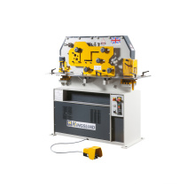 Hydraulic Ironworker Machine Combined Punch and Cutting Machine
