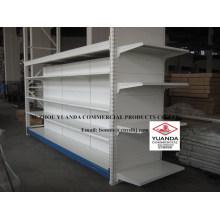 Unique Steel Display Storage Rack Supermarket Shelf