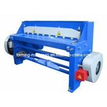 Machine de découpe de tôle d'acier Machine de coupe simple Machine à découper