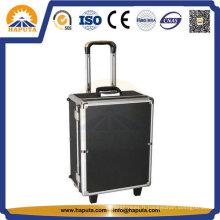 Coffre à outils Trolley aluminium matériel avec EVA interne (HT-5201)