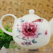 Sistema de té islámico de cerámica disponible del servicio del OEM ODM