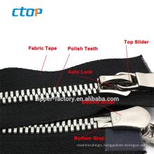 3# 5# 8# wholesale prices factory Auto lock custom zipper