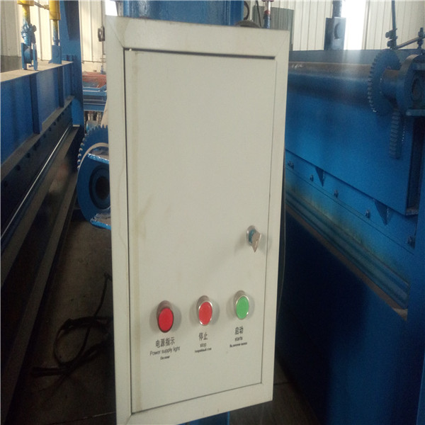 Iron Sheet Making Machine
