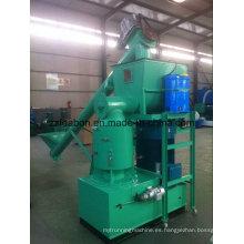 Traje de la máquina prensadora de pellets de madera Kaf450 Leabon para residuos forestales y aserrín