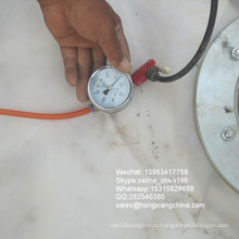 Геомембрана HDPE, белый цвет
