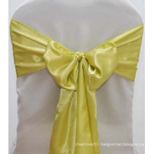Satin Wedding Chair Covers and Sashes for Sale