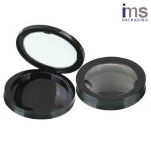 Round Plastic Compact