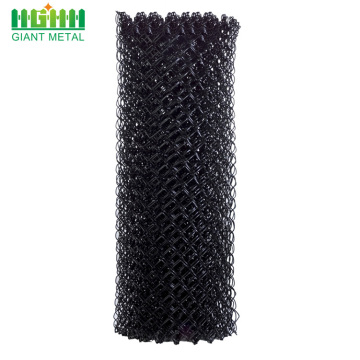 Galvanized Diamond Chain Link Pagar Cyclone Wire