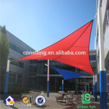 100% HDPE sun shade sail/Polyethylene shade