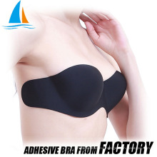 Strapless washable sexi women hot open bra