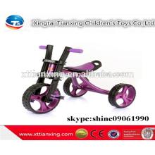 Alibaba 2015 новая модель высококачественных пластиковых детей трехколесный велосипед / дешевый велосипед прицепа для продажи