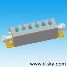 Н-К/СМА-K Тип разъема 5 Вт РФ аттенюатор переменный шаг