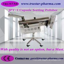 Capsule polisher & sorter