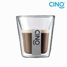 210ml doppelwandiges Glas Tasse GD-A-210