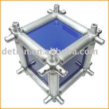 Multicubes, connecteur de botte, système de botte de coupleur conique en aluminium