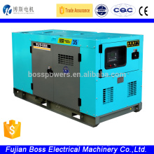 China cheapest Weifang soundproof 25kva generator