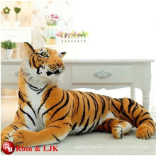 cartoon character soft toy kids toy lifelike tiger soft toy
