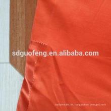 100% tela de algodón para la chaqueta de ropa de trabajo / tejido de tela de algodón sarga