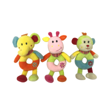 Plush Baby Rattle for Sale