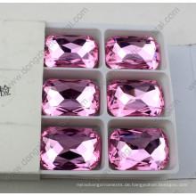 Fashion Großhandel Octagon Crystal Beads für Hochzeitsdekoration