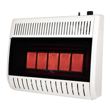 infrared heater gas fired