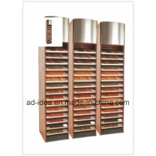 Wooden Display Stand/Display for Quartz, Mosaic etc Exhibition