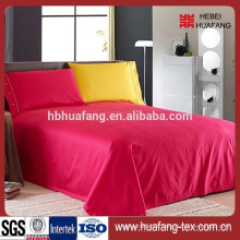 100% Cotton Fabric for Wedding Bed Sheet