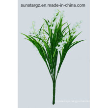 PE Lily Gypso Flower Artificial Plant for Home Decoration (48538)
