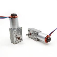24v dc worm gear motor high torque dc worm gear motor TWG3246-370