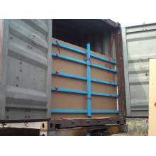 "Melasse Flexitank in 20"" Container transport"
