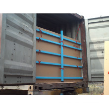 "Flexitank en contenedores de 20"" de transporte de melaza"