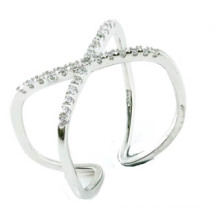 2015 Newest Fashion 925 Sterling Silver Wholesale Jewelry Ring (R10426)